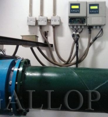 电磁流量计在污水处理行业应用